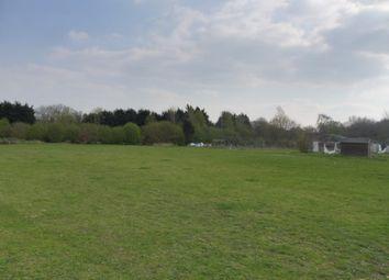 Thumbnail Land for sale in Elmham Road, Beetley, Dereham