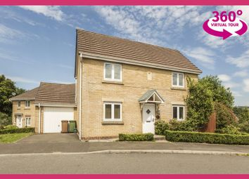 3 bed detached house for sale in Woodside Drive, Newbridge, Newport NP11