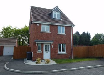 Thumbnail 4 bed detached house to rent in Station Close, Radcliffe, Manchester