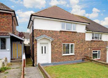 Thumbnail 4 bed semi-detached house for sale in Manor Road, Brighton, East Sussex