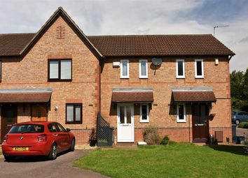 Thumbnail 1 bedroom terraced house to rent in Lindisfarne Way, East Hunsbury, Northampton