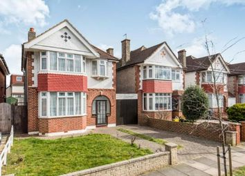 Thumbnail 3 bedroom detached house for sale in Manor Drive North, New Malden
