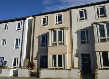 Thumbnail 4 bed terraced house for sale in Kerrier Way, Camborne, Cornwall