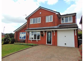 Thumbnail 4 bed detached house for sale in Whinberry Way, Oldham