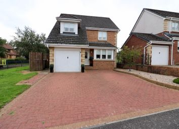 Thumbnail 4 bed detached house for sale in Shiel Drive, Larkhall