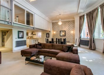 Thumbnail 2 bed flat to rent in Mountford Mansions, 100 Battersea Park Road, London