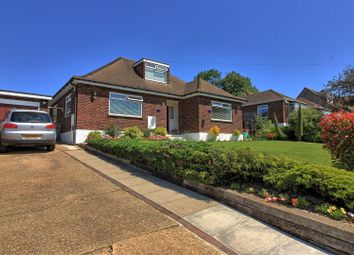 Thumbnail 4 bed detached bungalow for sale in Shooters Drive, Nazeing, Waltham Abbey