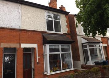 Thumbnail 3 bed end terrace house for sale in Manvers Road, West Bridgford, Nottingham, Nottinghamshire