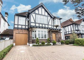 Thumbnail 5 bed detached house for sale in Malvern Drive, Woodford Green