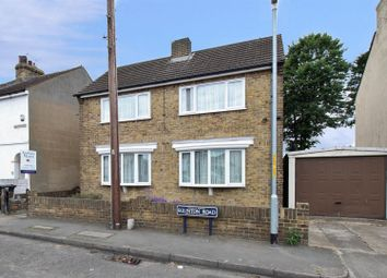 Thumbnail 4 bedroom detached house for sale in Eglinton Road, Swanscombe