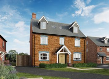 Thumbnail 4 bedroom detached house for sale in Millers Lock, Welford, Northampton