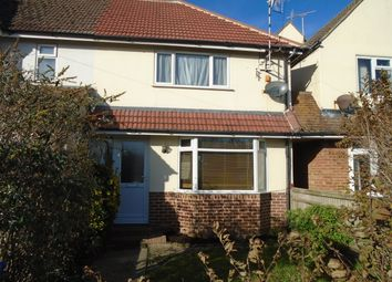 Thumbnail 2 bedroom end terrace house to rent in Orient Road, Lancing