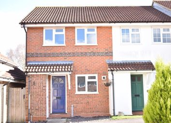 Thumbnail 2 bedroom semi-detached house to rent in Lower Moor, Yateley
