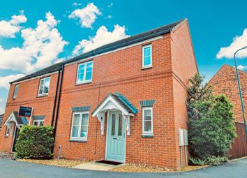 Thumbnail 3 bed semi-detached house for sale in Sundew Court, Stockton-On-Tees