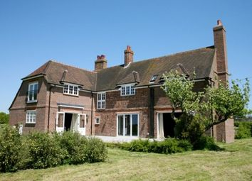 Thumbnail 5 bed detached house to rent in Peasmarsh, Rye