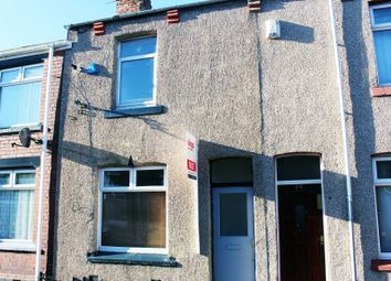 Thumbnail 2 bed terraced house to rent in Charterhouse Street, Hartlepool