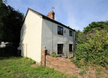 Thumbnail 3 bed cottage for sale in Chester Road, Oakenholt, Flintshire