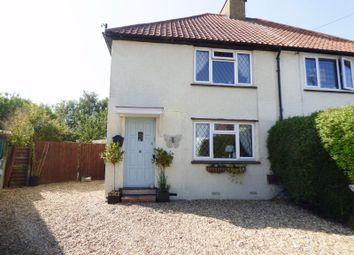 3 bed semi-detached house for sale in Stoke Cottages, Cobham Road, Fetcham, Leatherhead KT22