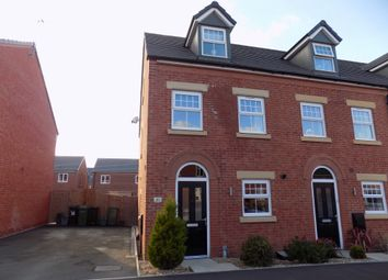 Thumbnail 3 bed semi-detached house for sale in Western Way, Winnington Village, Northwich