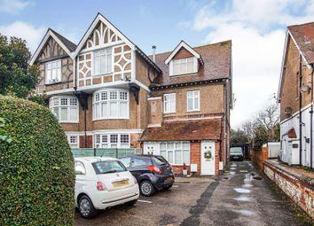 Thumbnail 3 bed flat to rent in Norfolk Road, Littlehampton