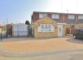 Thumbnail 5 bed semi-detached house for sale in Hearsall Avenue, Corringham, Stanford-Le-Hope