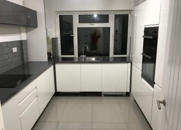 Thumbnail 3 bed flat to rent in Cecil Close, Chessington