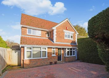 Thumbnail 4 bed property for sale in Spring Lane, Colden Common, Winchester