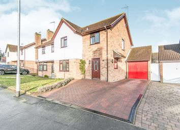 3 bed semi-detached house for sale in Bladen Drive, Rushmere St. Andrew, Ipswich IP4