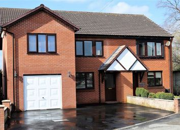 Thumbnail 4 bed semi-detached house for sale in 13, Llys Rhufain, Caersws, Powys