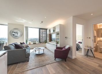 Thumbnail 1 bedroom flat to rent in Vantage Point, Archway