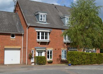 Thumbnail 3 bed property for sale in Trenchard Avenue, Halton, Aylesbury