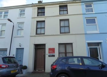 Thumbnail 4 bed terraced house for sale in Stanley Mount, Peel, Isle Of Man