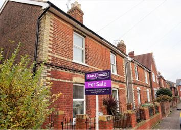Thumbnail 2 bed semi-detached house for sale in Elm Road, Tunbridge Wells