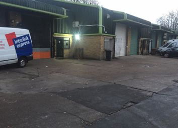 Thumbnail Commercial property for sale in Enterprise Industrial Estate, Bolina Road, London