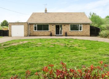 Thumbnail 3 bedroom detached bungalow for sale in Wilde Street, Beck Row, Bury St. Edmunds