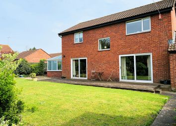 Thumbnail 4 bed detached house for sale in Scott Close, Staplegrove, Taunton - Good-Sized Private Garden, Conservatory