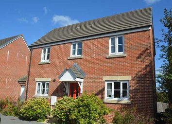 Thumbnail 3 bed link-detached house for sale in King Charles Street, Falmouth