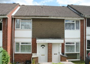 Thumbnail 2 bed terraced house to rent in Paxton Close, Hedge End, Southampton