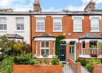 Saville Road, London W4. 4 bed terraced house