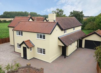 Thumbnail 5 bed detached house for sale in Stonham Road, Cotton, Stowmarket
