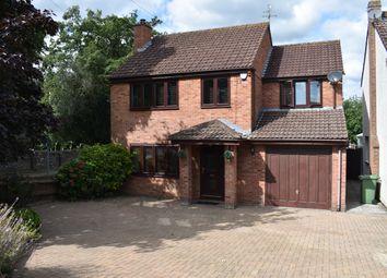 4 bed detached house for sale in Badminton Road, Coalpit Heath, Bristol BS36