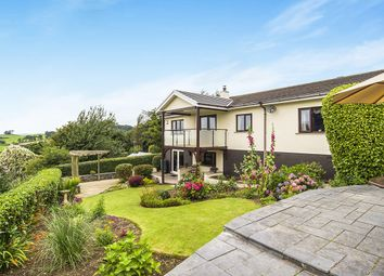 Thumbnail 4 bedroom detached house for sale in The Laurels Woodlands Drive, Allithwaite, Grange-Over-Sands