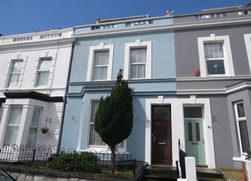 Thumbnail 5 bedroom terraced house for sale in Sea View Terrace, Lipson, Plymouth