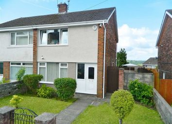 Thumbnail 2 bedroom semi-detached house for sale in Pentregethin Road, Ravenhill, Swansea