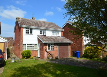 Thumbnail 3 bed detached house for sale in Mortimer Place, Clare, Sudbury, Suffolk
