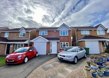Thumbnail 4 bedroom detached house for sale in Kingcup Close, Leicester Forest East, Leicester