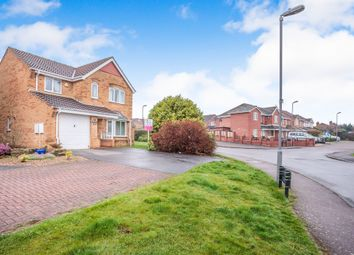 Thumbnail 4 bed detached house for sale in Excalibur Drive, South Elmsall, Pontefract