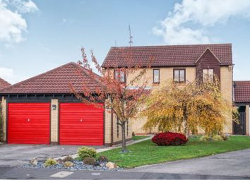 Thumbnail 4 bed detached house for sale in Wolsey Way, Lincoln