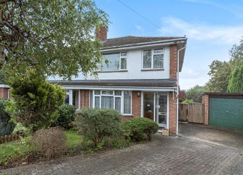 Thumbnail 3 bed semi-detached house for sale in Hereford, Herefordshire