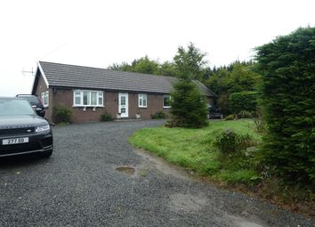 Thumbnail 3 bed detached bungalow for sale in Bethania, Llanon